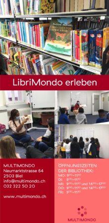 LibriMondo erleben SCREEN DE Bild